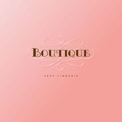 Boutique Sexy lingerie for ladies logo