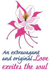 aquilegia fiore significato inglese