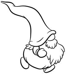 weihnachtswichtel malvorlage | Coloring and Malvorlagan