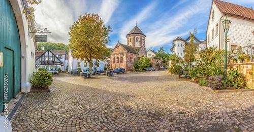Zentrum Von Bad Durkheim Stockfotos Und Lizenzfreie Bilder Auf