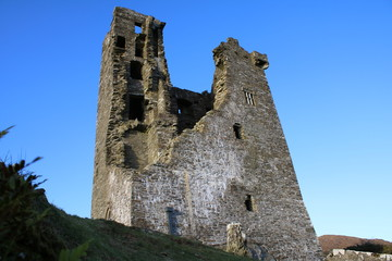 O'Donovan castle Drimoleague, West Cork