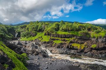 Wall Mural - Maui Hawaii USA -south coast