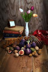 antik incir masası
