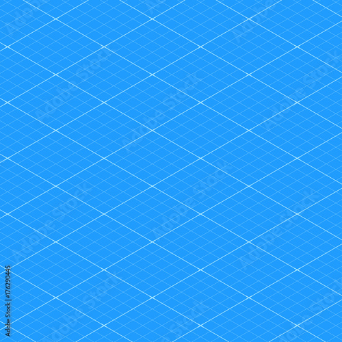 Isometric blueprint grid seamless pattern texture background vector isometric blueprint grid seamless pattern texture background vector illustration malvernweather Gallery