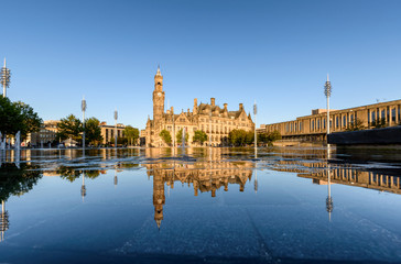 Town Hall Bradford Yorkshire UK