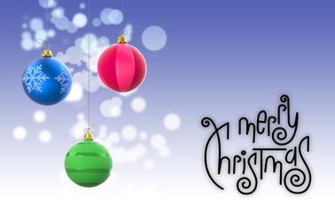 Santa Claus wish us a very Merry Christmas