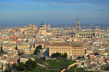View to Toledo