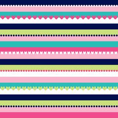 seamless striped pattern vector illustration
