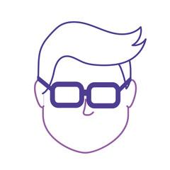 line default avatar man to social user