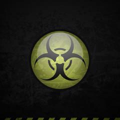Icon Biohazard Sign