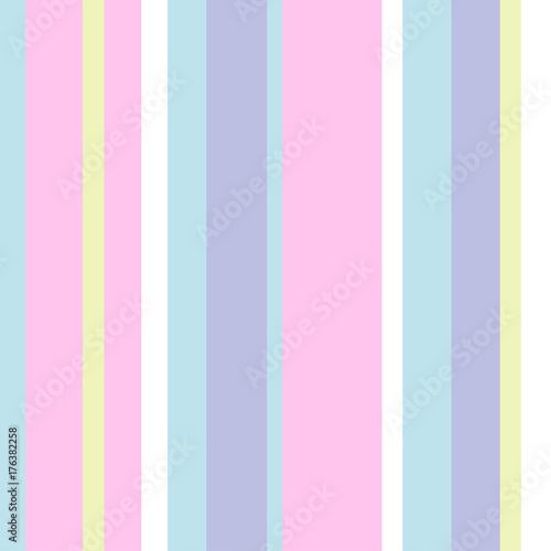 Striped Pattern With Stylish Colors Pink Violet And White Stripes