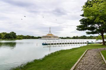 The Beautiful Public Park