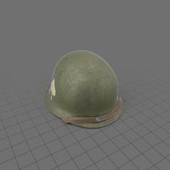 Airborne division military helmet 1