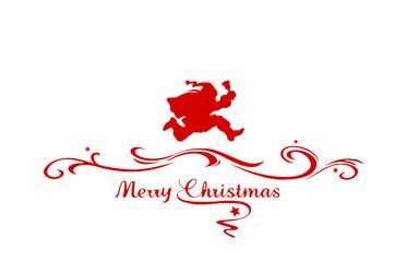 Weihnachtsmann Stress