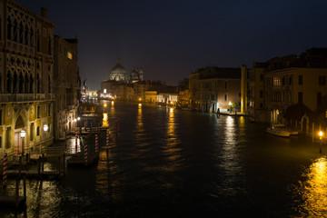 View on dorsoduro in Venice