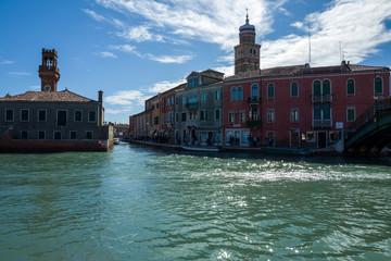View over Murano
