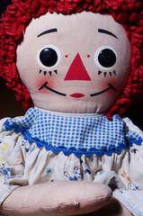 Raggedy Ann Doll