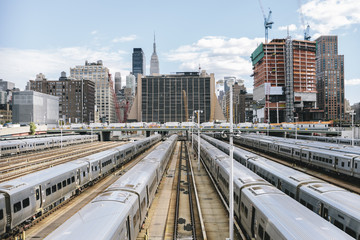 Midtown Manhattan's Railyards Urban Renewal in New York