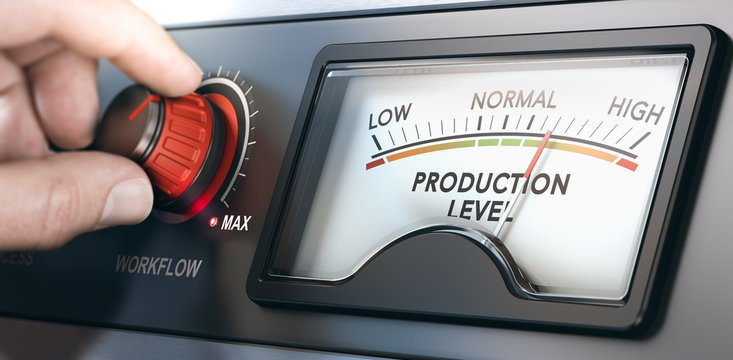 Improving Workflow to Manage Production Level