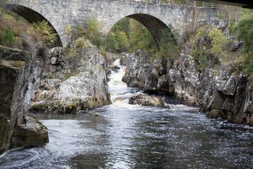 Black Water under Silverbridge