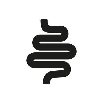 Intestinal tract icon