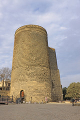 Azerbaijan. Baku. Maiden Tower