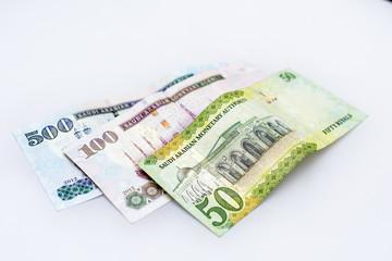 Saudi Arabia money