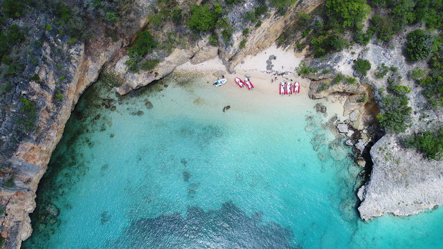 Happy Bay, Anguilla