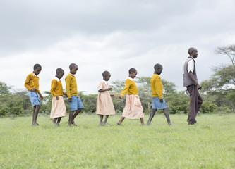African Primary School.