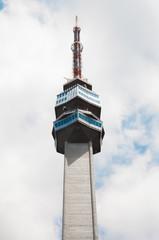 Top of Belgrade / Avala (TV) Tower .