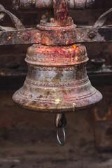 The bell in Durbar Square, Kathmandu
