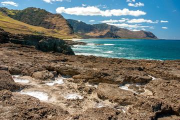 Waianae Coast, Oahu, Hawaii