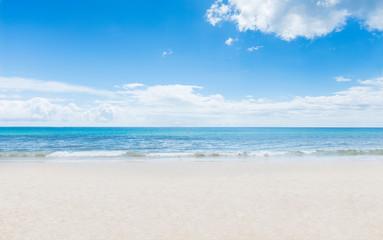 Thai tropic beach