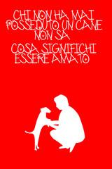 illustrazioni grafiche poster cani