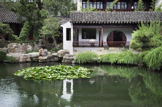 Master of Nets Garden, Suzhou, China