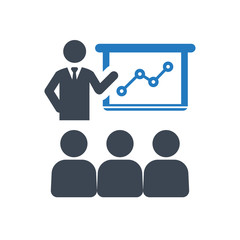Image result for presentation icon
