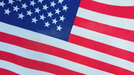 P02911 us usa amerivan flag background texture in red wite and blue
