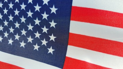 P02909 us usa amerivan flag background texture in red wite and blue