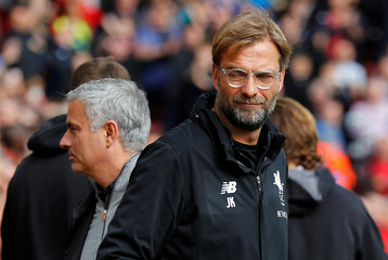 Premier League - Liverpool vs Manchester United