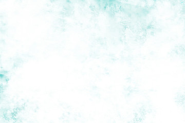 White watercolor background. Digital painting.