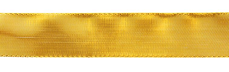 bande de ruban doré