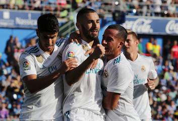 La Liga Santander - Getafe vs Real Madrid