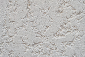 White stucco cement wall background texture empty