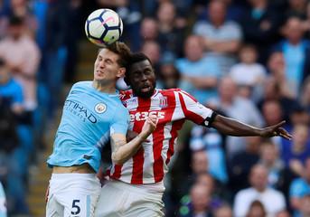 Premier League - Manchester City vs Stoke City