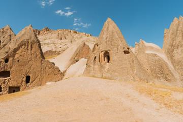 Selime Monastery in Cappadocia, Turkey