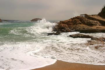 Küste und Strand auf Mallorca