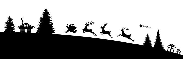 Weihnachten Weinachtsmann
