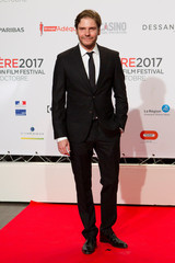 Actor Daniel Brühl attends the opening of the Lumiere 2017 Grand Lyon Film Festival in Lyon