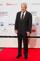 Director Michael Mann attends the opening of the Lumiere 2017 Grand Lyon Film Festival in Lyon