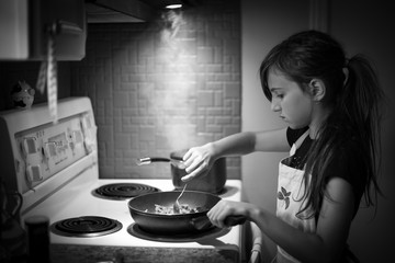 Learning to cook